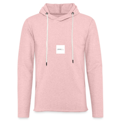 YouTube Channel - Unisex Lightweight Terry Hoodie