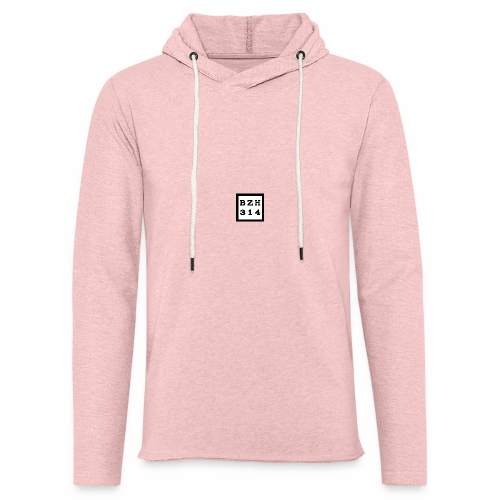 BZH314 Games Small Logo - Unisex Lightweight Terry Hoodie