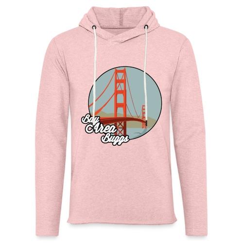Bay Area Buggs Bridge Design - Unisex Lightweight Terry Hoodie