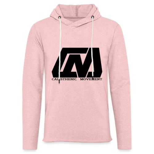 Cali Move Front black women - Unisex Lightweight Terry Hoodie