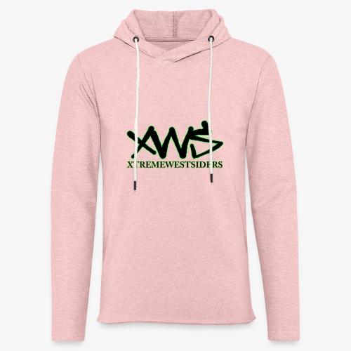 XWS Logo - Unisex Lightweight Terry Hoodie