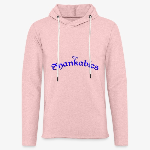 The Shankables Logo - Unisex Lightweight Terry Hoodie