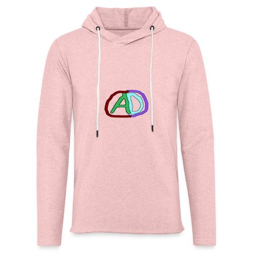 hoodies with anmol and daniel logo - Unisex Lightweight Terry Hoodie