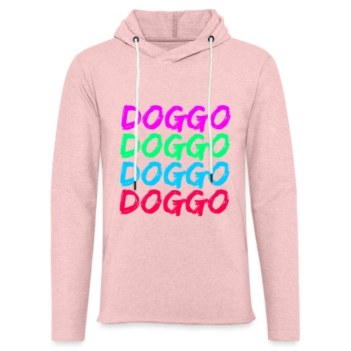 That 70's Doggo - Unisex Lightweight Terry Hoodie