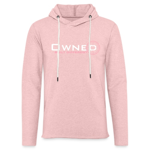 Owned Clothing - Unisex Lightweight Terry Hoodie
