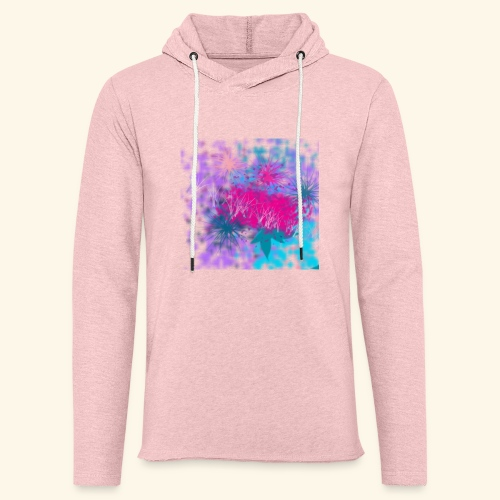 Abstract - Unisex Lightweight Terry Hoodie