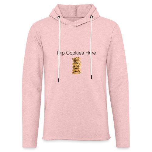 Dip Cookies Here mug - Unisex Lightweight Terry Hoodie