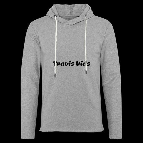 White shirt - Unisex Lightweight Terry Hoodie
