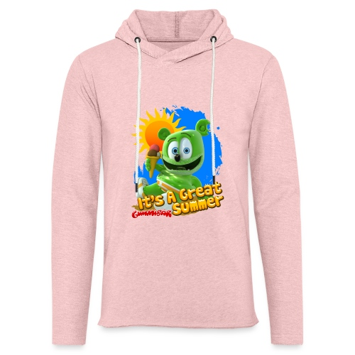 It's A Great Summer - Unisex Lightweight Terry Hoodie