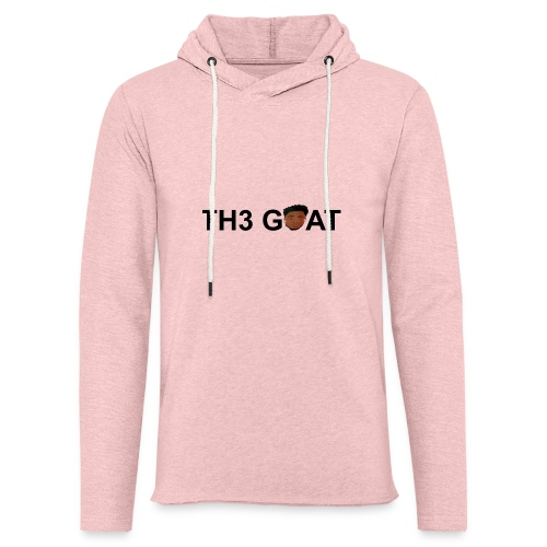 The goat cartoon - Unisex Lightweight Terry Hoodie