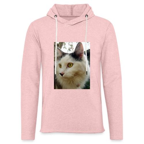 Cute cat - Unisex Lightweight Terry Hoodie