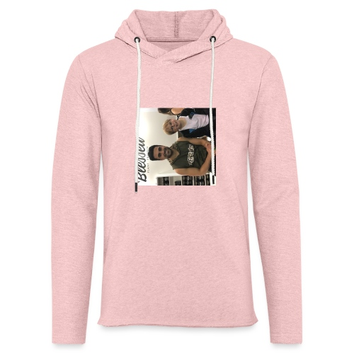 me with gorge janko - Unisex Lightweight Terry Hoodie
