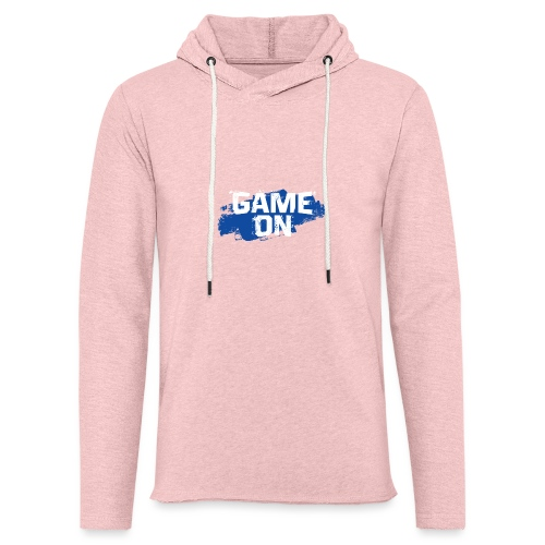 game on - Unisex Lightweight Terry Hoodie