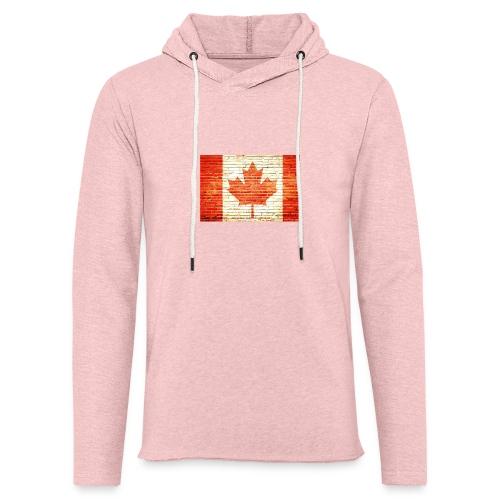 Canada flag - Unisex Lightweight Terry Hoodie