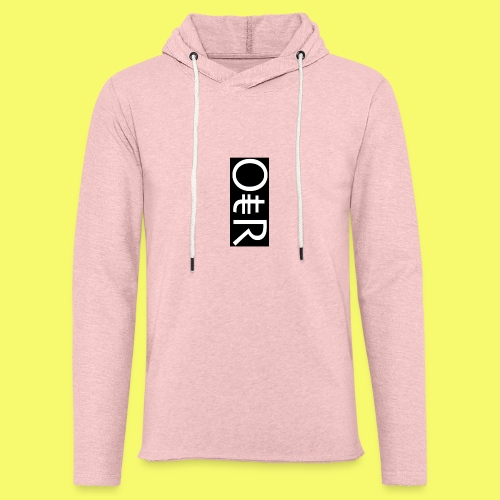 OntheReal ladylike - Unisex Lightweight Terry Hoodie