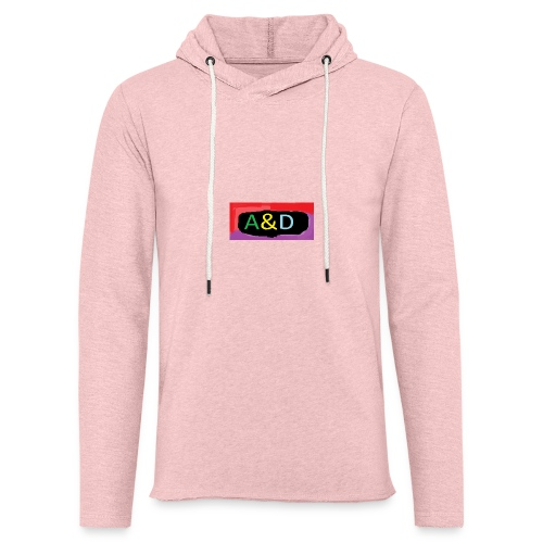 A&D hoodies - Unisex Lightweight Terry Hoodie