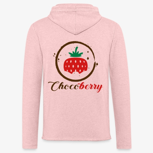 Chocoberry - Unisex Lightweight Terry Hoodie