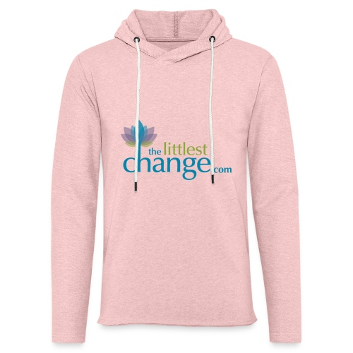 Anything is Possible - Unisex Lightweight Terry Hoodie