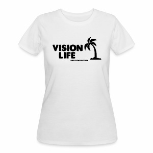 Vision Life Limited Edition Summer Tee - Women's 50/50 T-Shirt