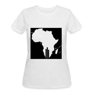 Tswa_Daar_Logo_Design - Women's 50/50 T-Shirt