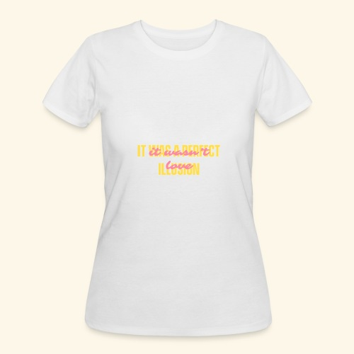 PERFECT ILLUSION - Women's 50/50 T-Shirt