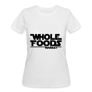 WHOLE_FOODS_STAR_WARS - Women's 50/50 T-Shirt
