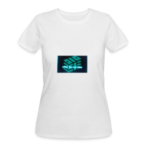 Grind Big Clothing - Women's 50/50 T-Shirt