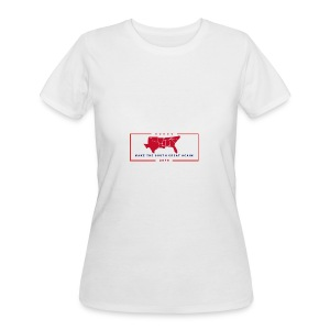 Make the South Great Again! - Women's 50/50 T-Shirt