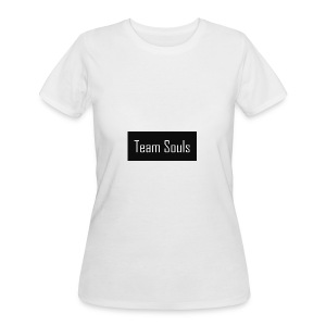 Team Souls - Women's 50/50 T-Shirt