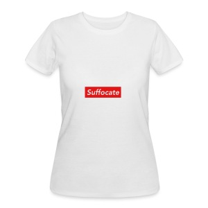 Suffocate - Women's 50/50 T-Shirt