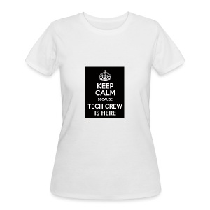 Tech Crew - Women's 50/50 T-Shirt