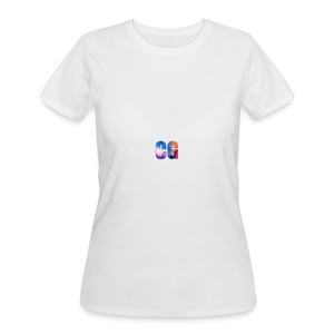 CG_Logo - Women's 50/50 T-Shirt