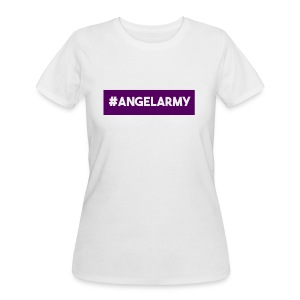 The Angel Army - Women's 50/50 T-Shirt