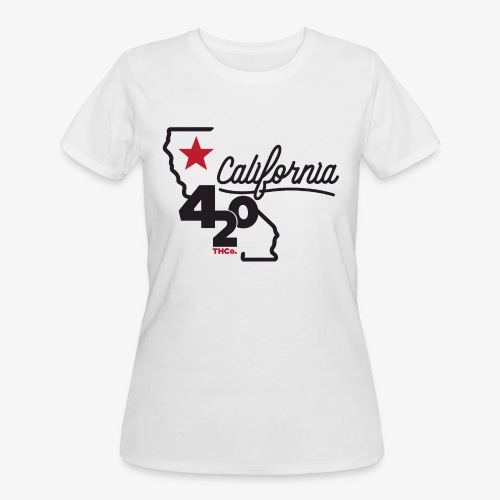 California 420 - Women's 50/50 T-Shirt