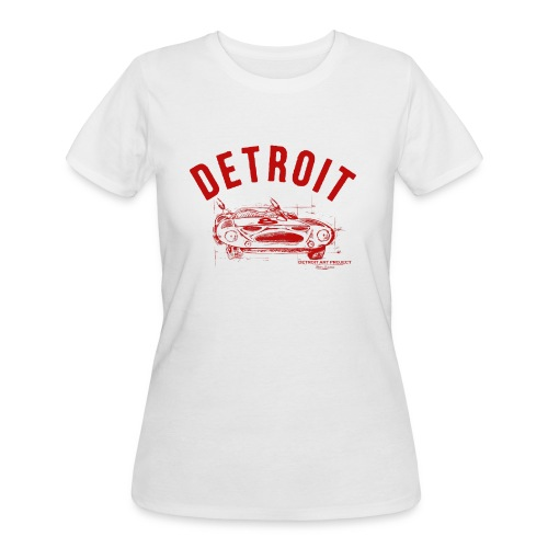 Detroit Art Project - Women's 50/50 T-Shirt