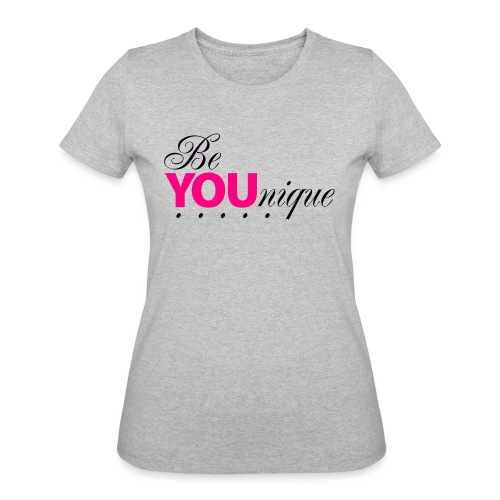 Be Unique Be You Just Be You - Women's 50/50 T-Shirt