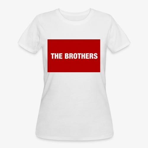 The Brothers - Women's 50/50 T-Shirt