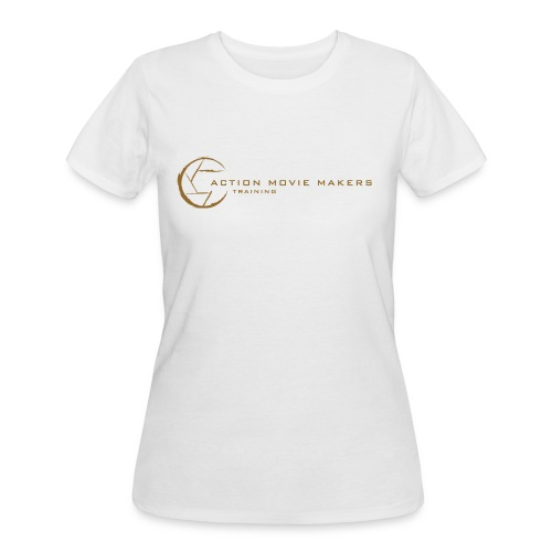 AMMT Logo Modern Look - Women's 50/50 T-Shirt