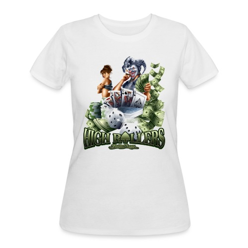 High Roller by RollinLow - Women's 50/50 T-Shirt