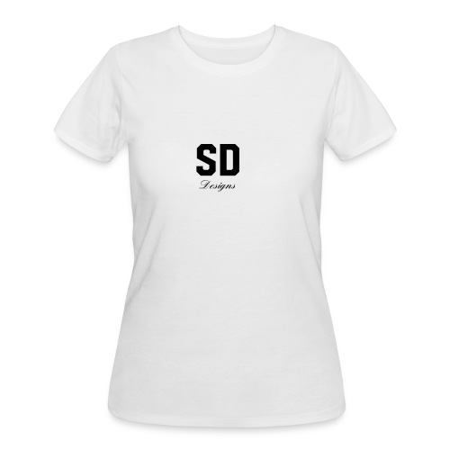 SD Designs blue, white, red/black merch - Women's 50/50 T-Shirt