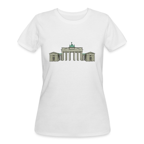 Brandenburg Gate Berlin - Women's 50/50 T-Shirt