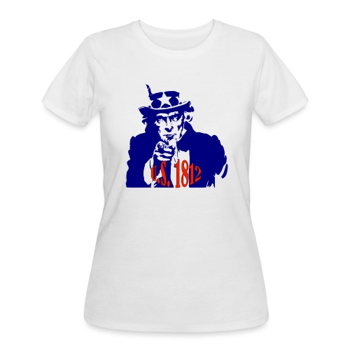 uncle-sam-1812 - Women's 50/50 T-Shirt