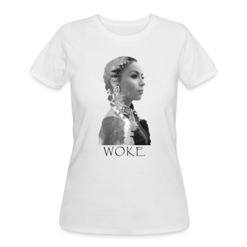 Nikita WOKE Black - Women's 50/50 T-Shirt