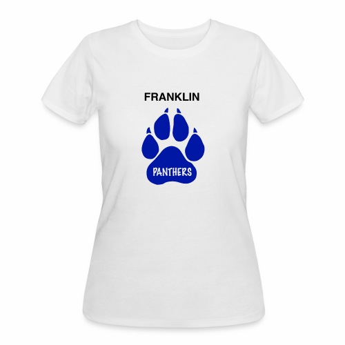 Franklin Panthers - Women's 50/50 T-Shirt
