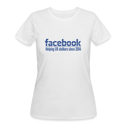 Helping US stalkers - Women's 50/50 T-Shirt