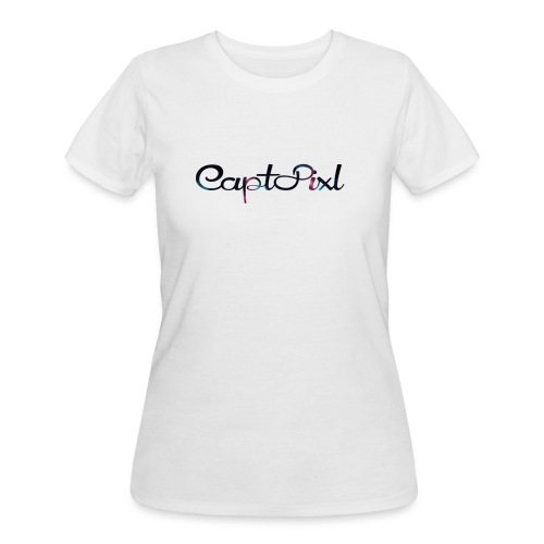 My YouTube Watermark - Women's 50/50 T-Shirt