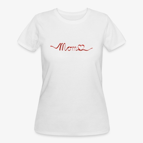 Moms Rock - Women's 50/50 T-Shirt