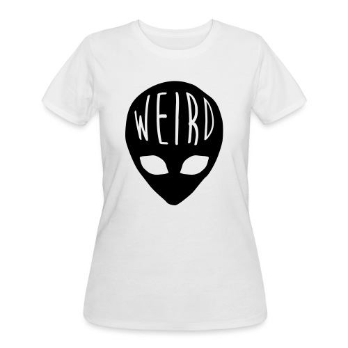 Out Of This World - Women's 50/50 T-Shirt