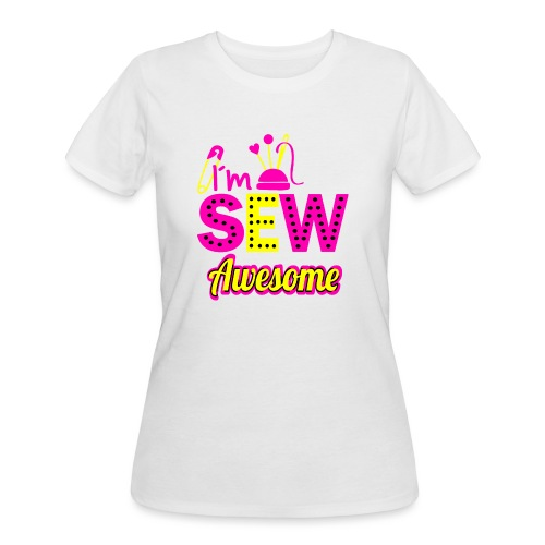 I m sew awesome - Women's 50/50 T-Shirt