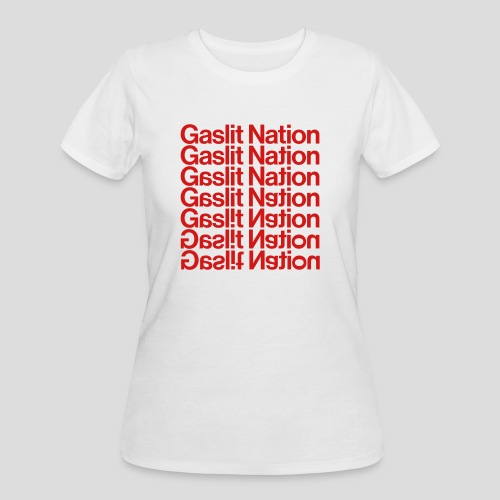 Gaslit Nation - Women's 50/50 T-Shirt